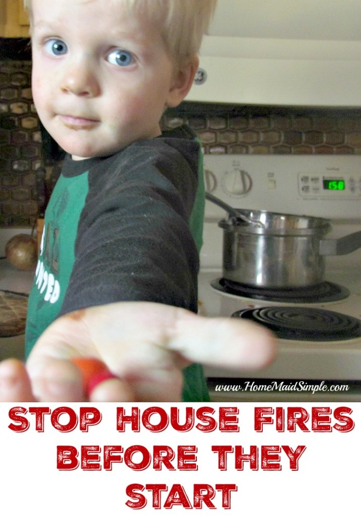 Stop house fires before they start