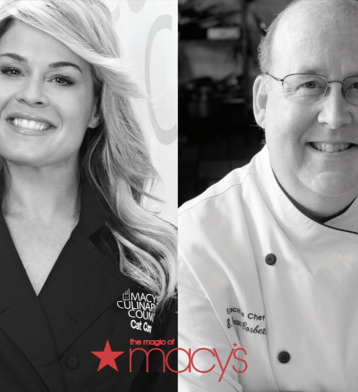 Join Chef Cat Cora and Macy's Culinary Council in Lousiville, KY