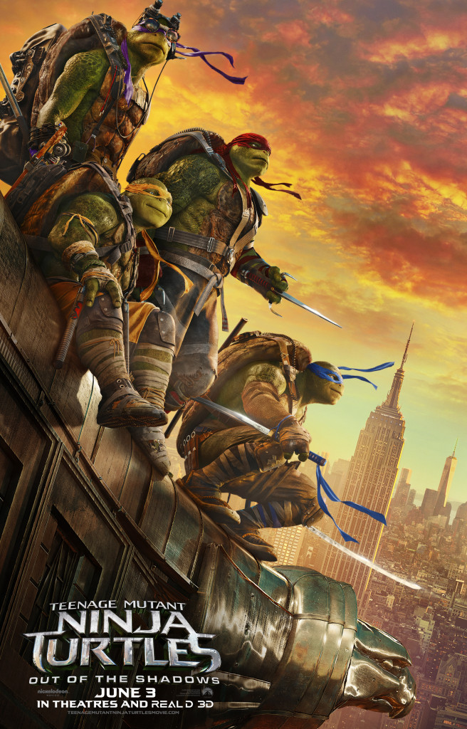 TMNT: Out of the Shadows
