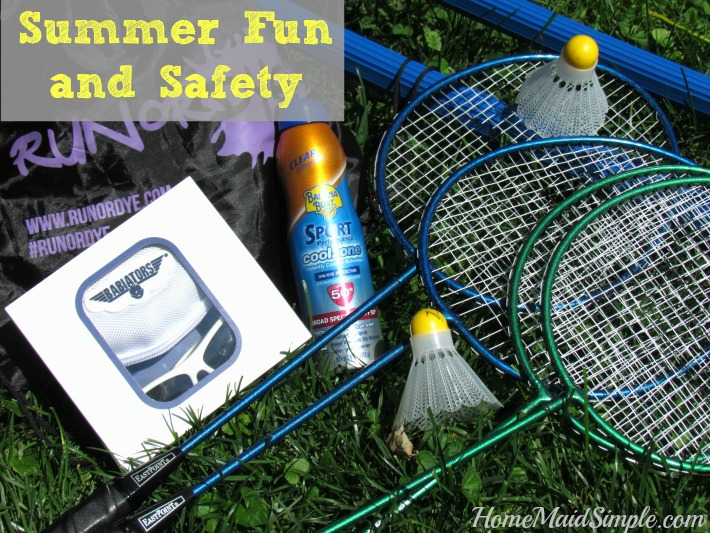 Stay safe this summer while still having fun with Babiators. ad