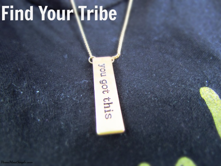 I totally got this! Find your tribe and keep them close to heart with #CentsofStyle new Tribe Necklaces