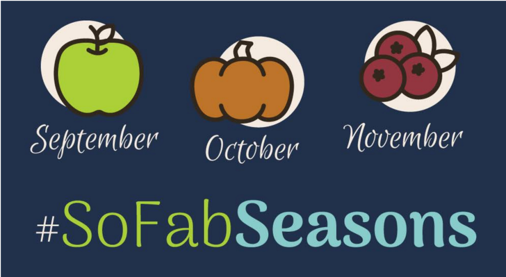 So many apples with #SoFabSeasons Check them all out here