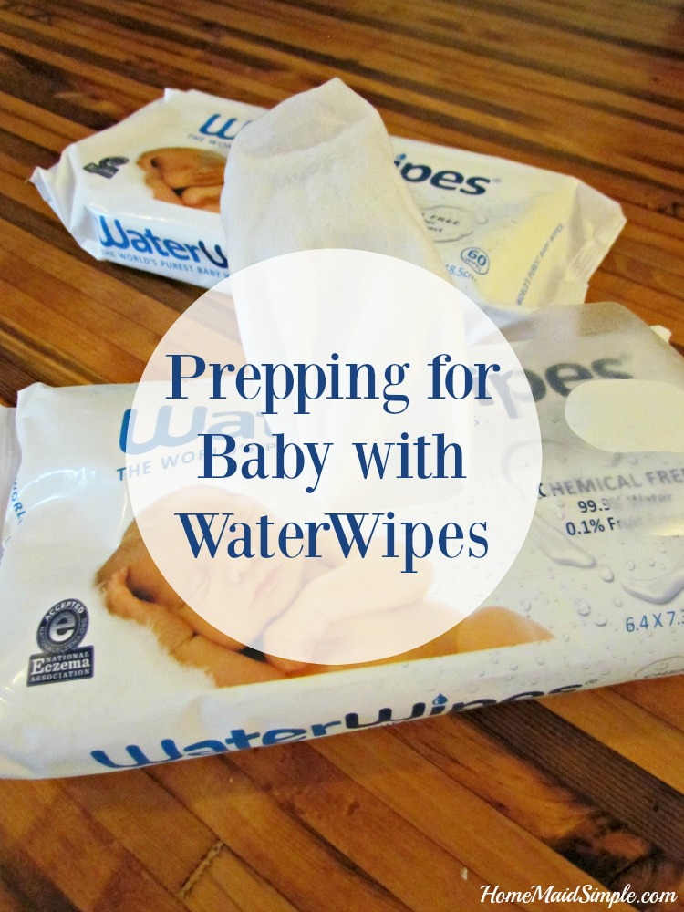 Prepare for baby with WaterWipes #WaterWipesWalgreens #IC ad