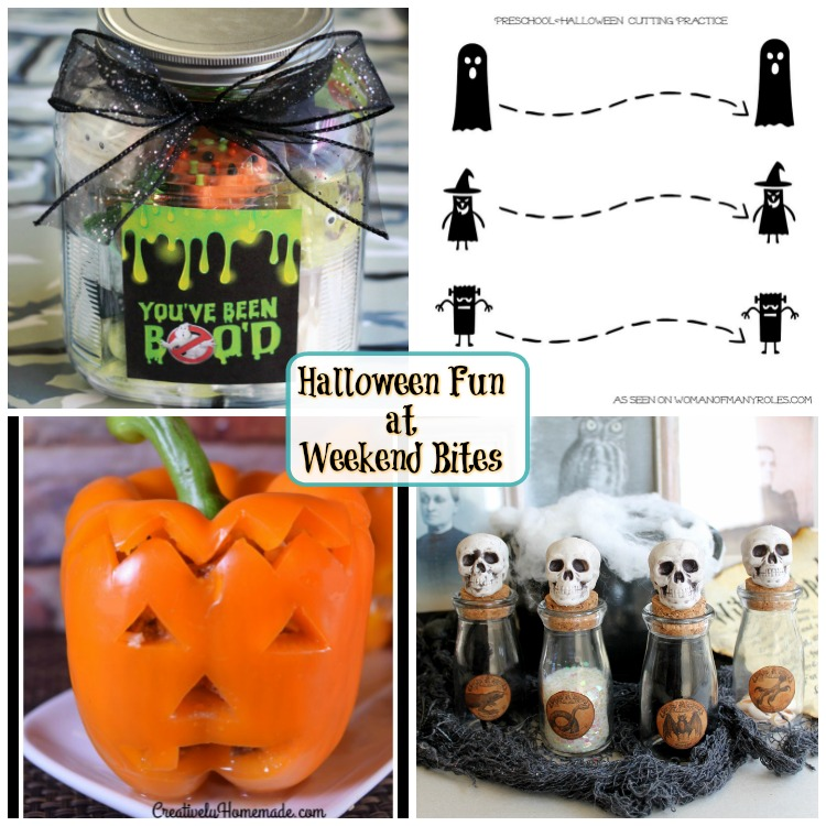 Get creative this Halloween with these ideas