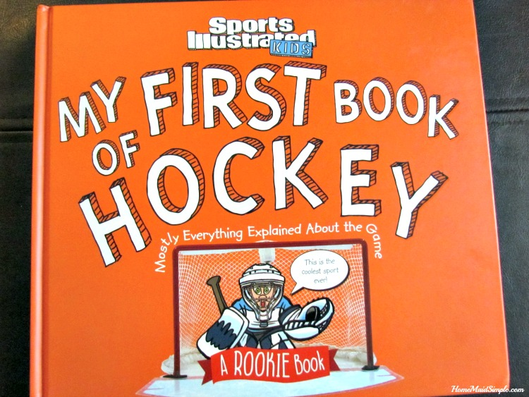 My First Book of Hockey from Sports Illustrated for Kids