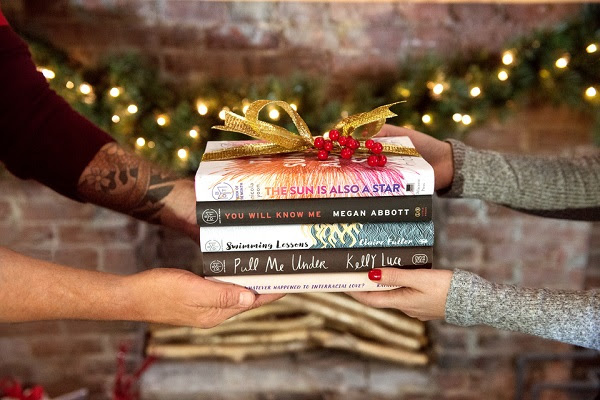 Give the Gift of Reading with a Book of the Month Subscription. ad