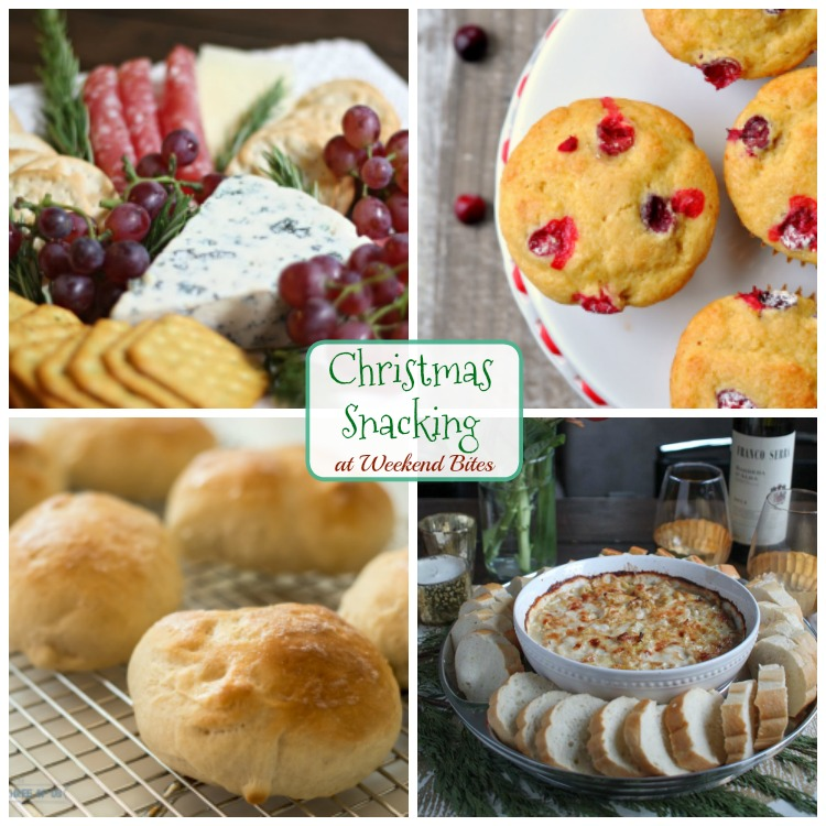 Leave the cooking for another day, make these snacks for Christmas day.