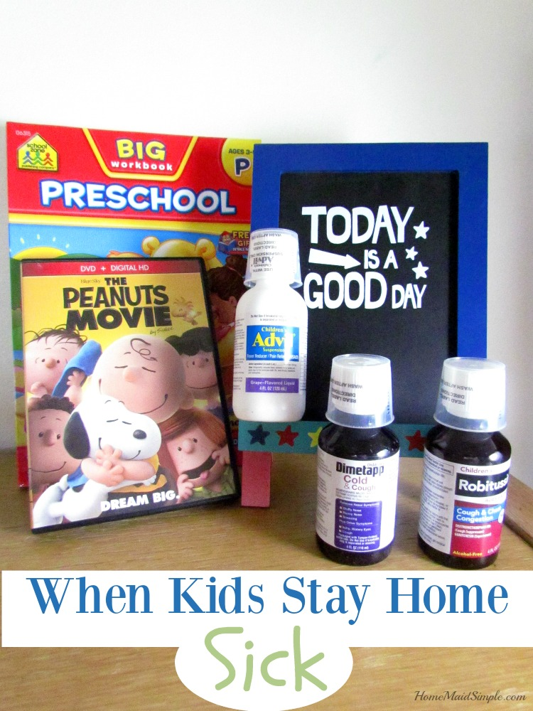 When kids stay home sick, but still want to learn - stock up on these essentials from Target. ad