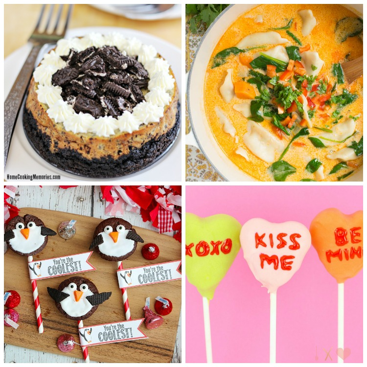 Weekend Bites Valentines Day ideas