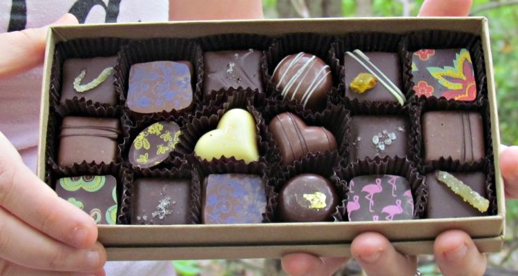 Connect to Nature with Black Dinah Chocolatiers
