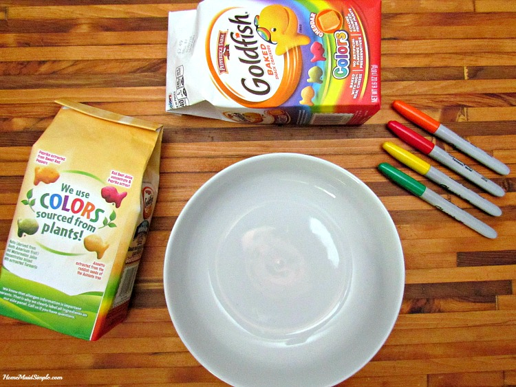 DIY a snack bowl and never forget snack time again. ad #PlantYourVote