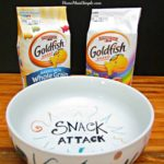 DIY Snack Bowl For Colorful Snacking