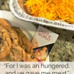 Feed the Hungry this Christmas as You Light The World