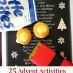 25 Advent Activities and Snacks for Christmas + $25 Visa Giveaway