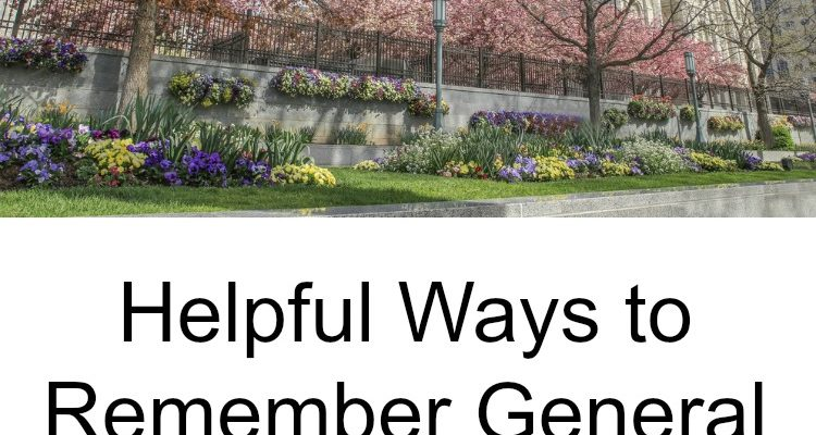 Ways to Remember General Conference