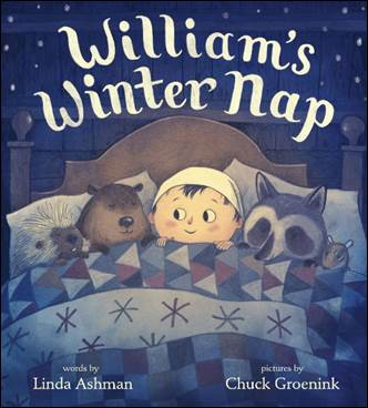 William's Winter Nap from Disney is the perfect winter read with your kids. ad