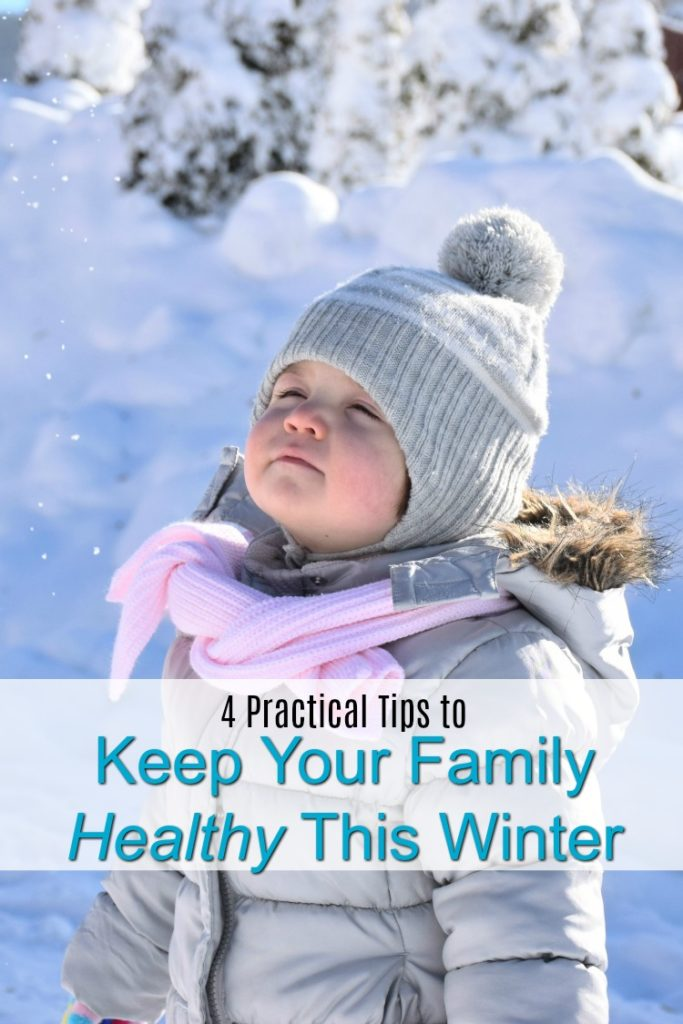 How to Keep Your Family Healthy This Winter