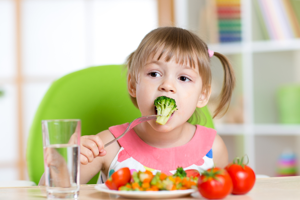 Keep your family healthy this winter and eat consciously.