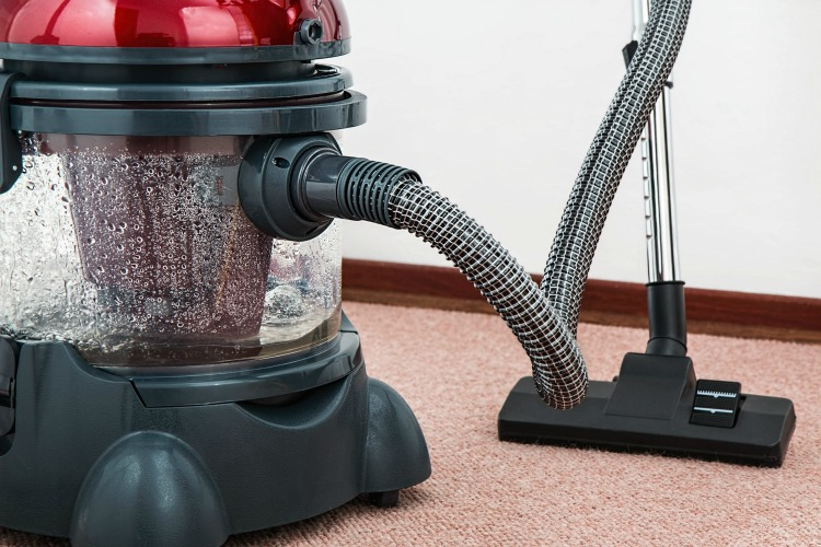 low decibel vacuum cleaners