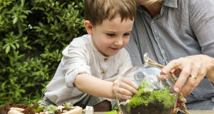 4 Fun Ideas to Get Kids Outside
