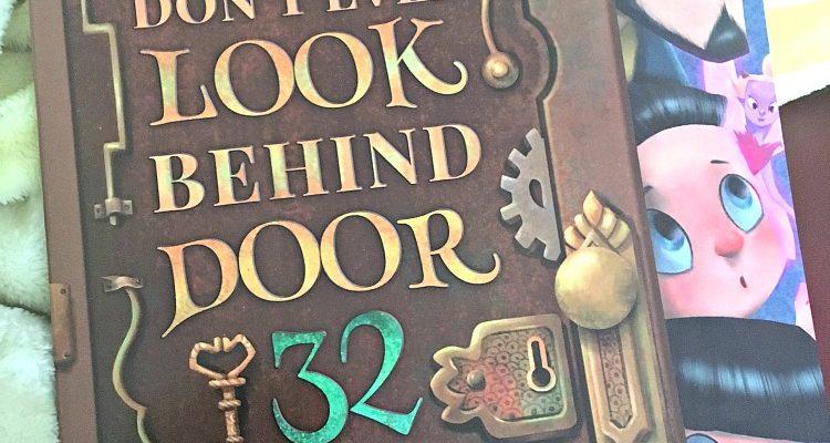 Don't Ever Look Behind Door 32 book review