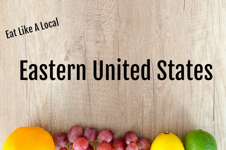 eat like a local in the eastern united states