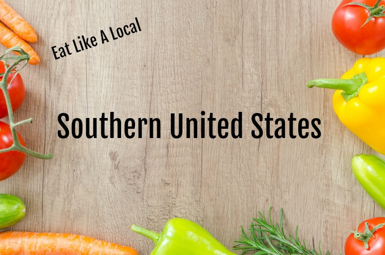 eat like a local in the southern united states