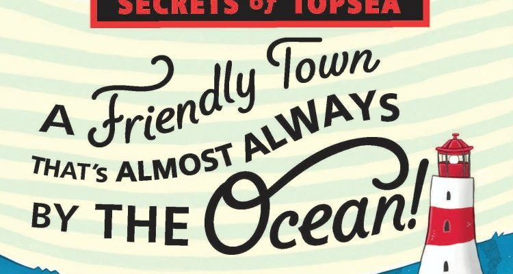 Book Tour: A Friendly Town That's Almost Always by the Ocean