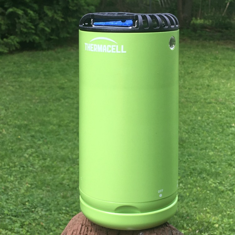 Thermacell Patio Shield helping those with skeeter syndrome