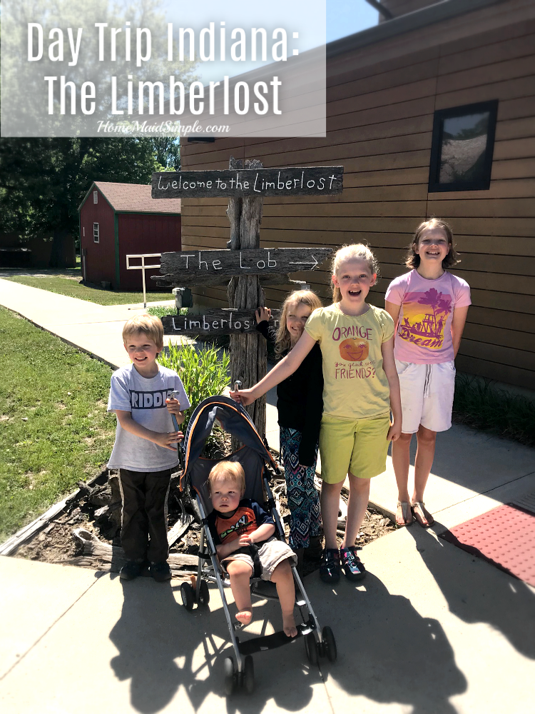 The Limberlost State Historic Site in Geneva, Indiana makes a fun affordable day trip in Indiana.