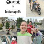 Our Urban Adventure Quest in Indianapolis