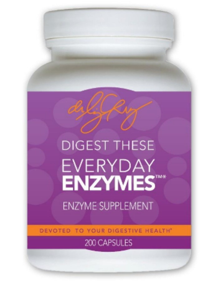 Everyday Enzymes help promote healthy digestion. ad