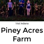 A Visit to Piney Acres Farm and a NinjaZone Academy Giveaway