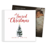 A Sacred Christmas Music CD Giveaway