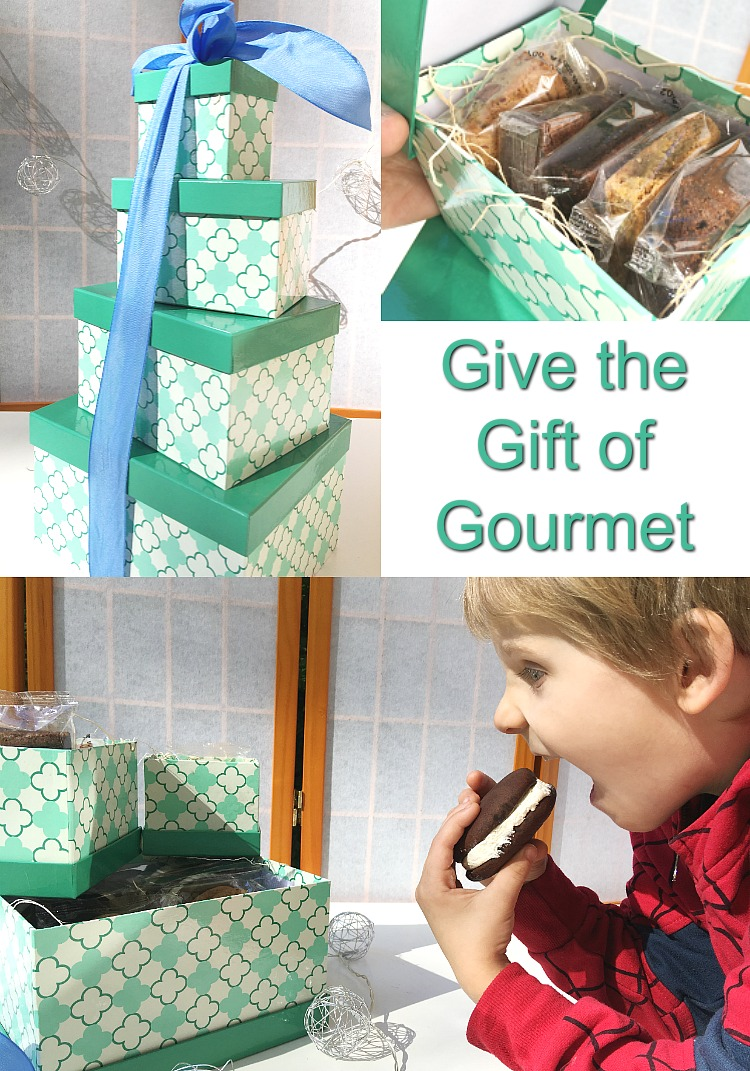 Give the Gift of Gourmet this season with Gourmet Gift Baskets. ad