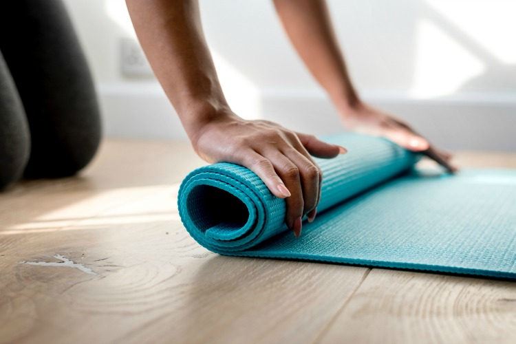 Exercise and meditation can help your mental health