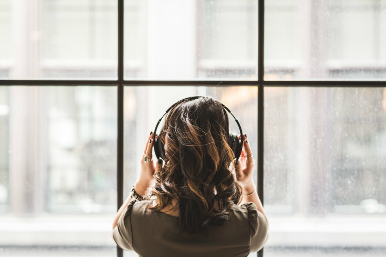 Musical therapy works best with music that creates a calm, loving, and even joyous atmosphere.