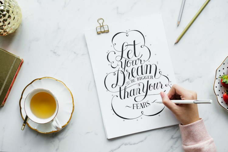 Find a creative outlet for your mind and try something new for therapy.