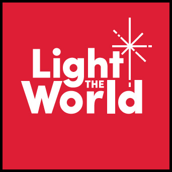 Light your community as you light the world