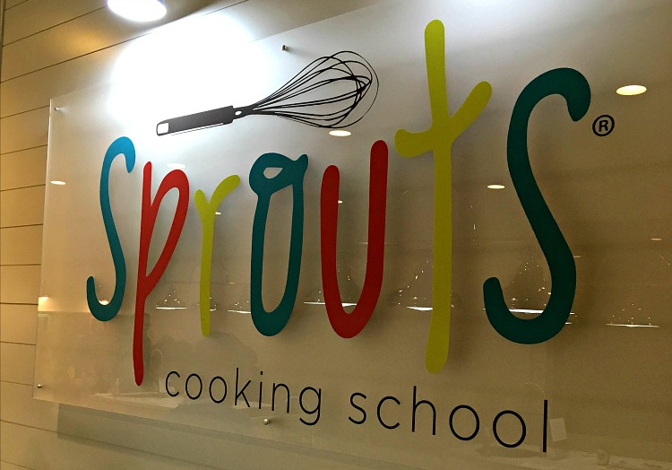 Sprouts Cooking School in Carmel, Indiana