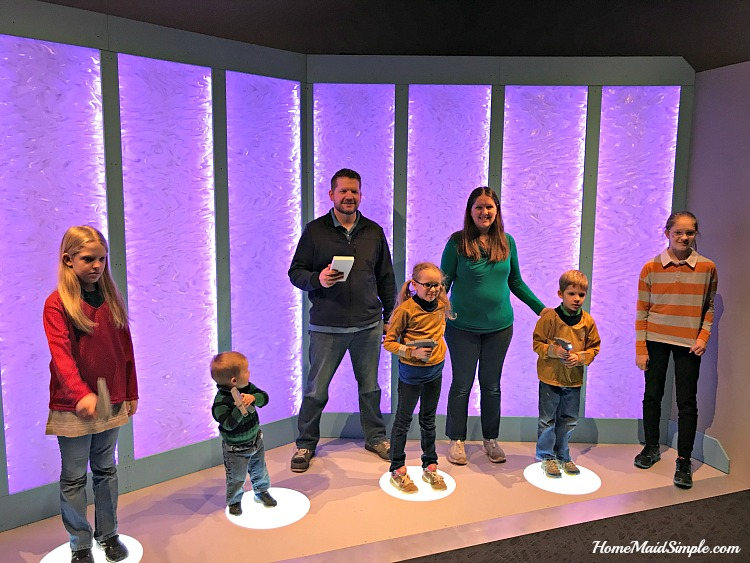 Beam me up, Scotty! Experience Star Trek like never before at The Children's Museum of Indianapolis.